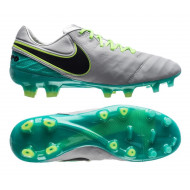 Nike Tiempo legend VI FG Wolf Grey Black Clear Jade