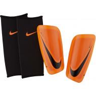 Nike Mercurial Lite Scheenbeschermers Oranje/Zwart