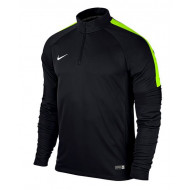Nike Squad Ignite LS Midlayer 15 Black/Volt