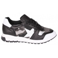 Antony Morato Sneaker Zwart/Wit