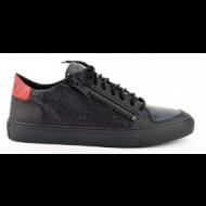 Antony Morato Sneaker Zwart/Rood Junior