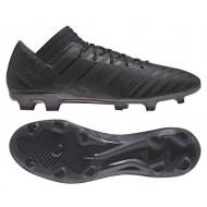 Adidas Nemeziz 17.3 FG Core Black Core Black Hiregreen