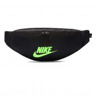 Nike Heritage Heuptas Zwart Groen