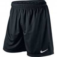 Nike Park Knit Short Junior Zwart