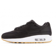 Nike Air Max 1 Dames Black/Gum