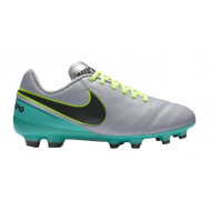 Nike Tiempo Legend VI FG Junior Wolf Grey
