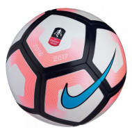 Nike Voetbal FA Cup Pitch Wit/Mango