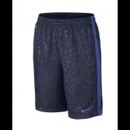 Nike Traningsshort GPX Strike Junior Blauw/Print