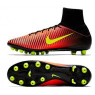 Nike Mercurial Veloce Dynamic Fit III AG Pro Total Crimson
