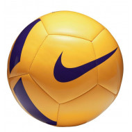 Nike Voetbal NK Pitch Team Geel/Paars