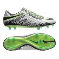 Nike Hypervenom Phinish FG Pure Platinum Black Ghost Green