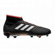 Adidas Predator 18.2 FG Core Black Future White Solar