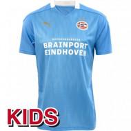 PSV Eindhoven Uitshirt 2020/21 Kinderen