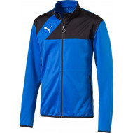 Puma Esquadra Poly Trainingsjas Junior Blauw