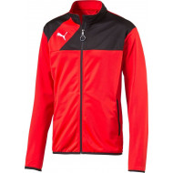Puma Esquadra Poly Trainingsjas Junior Rood