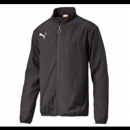 Puma Esquadra woven jacket Zwart