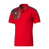Puma Mestre Poloshirt Rood
