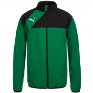 Puma Esquadra Poly Trainingsjas Junior Groen