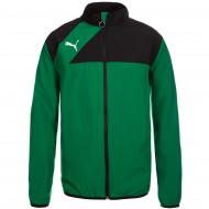 Puma Esquadra woven jacket Groen