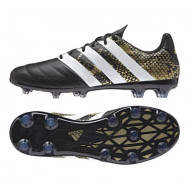 Adidas ACE 16.2 FG Leahter Core Black Future White