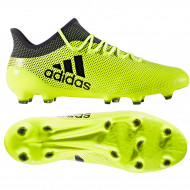 Adidas X 17.1 FG Solar Yellow Legend Ink