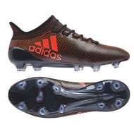 Adidas X 17.1 FG Core Black Solar Red