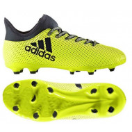 Adidas X 17.3 FG Junior Solar Yellow Legend Ink