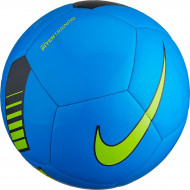Nike Voetbal Pitch Training Blauw