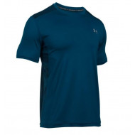 Under Armour Raid Shirt Donke Blauw