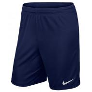 Nike Park II Knit Short Blauw