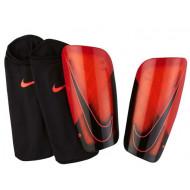 Nike Mercurial Lite Scheenbeschermers Rood Zwart