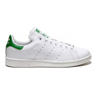 Adidas Stan Smith Wit/Groen