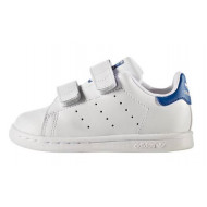 Adidas Originals Stan Smith Junior Wit/Blauw