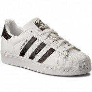 Adidas Superstar Foundation Wit/Zwart