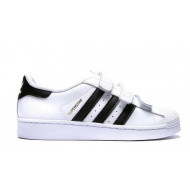 Adidas Superstar Foundation Junior Wit/Zwart