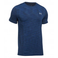 Under Armour Threadbone Seamless Shirt Blauw