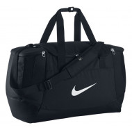 Nike Club Team Sporttas Zwart