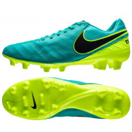 Nike Tiempo Genio II Leather FG Clear Jade
