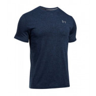 Under Armour Threadbone Streaker Shirt Blauw