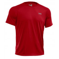 Under Armour Tech Sportshirt Rood