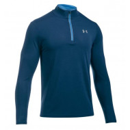 Under Armour Streaker 1/4 Zip Trui Blauw