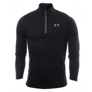 Under Armour Streaker 1/4 Zip Trui Zwart