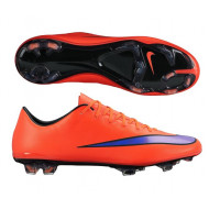 Nike Mercurial Vapor X FG Red Purple