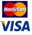 CreditCard Mastercard & Visa
